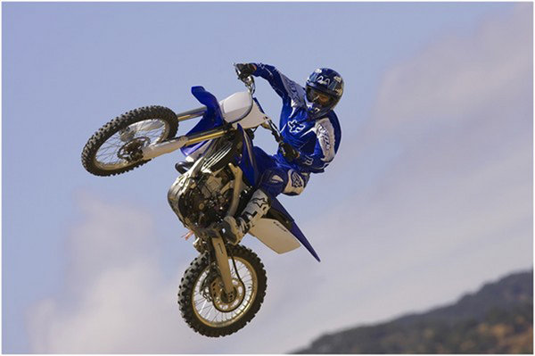 2010 Yamaha Yz250f Motorcycle Review Top Speed