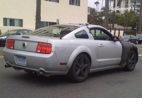 2011 Ford Mustang Pics Collection