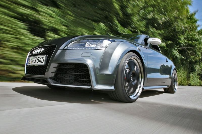 380 HP Audi TT-RS by Mcchip