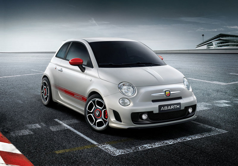 Abarth plans for Fiat 500C