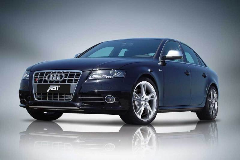 Audi s4 reviews specs prices top speed abt sportsline audi s4 435 hp sports sedan sciox Images