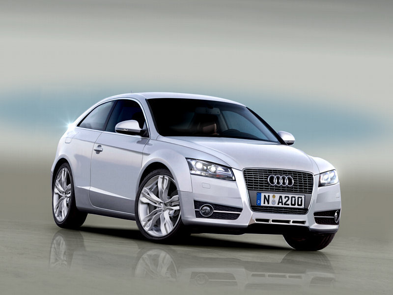 Audi A1 and A8 not coming to Frankfurt