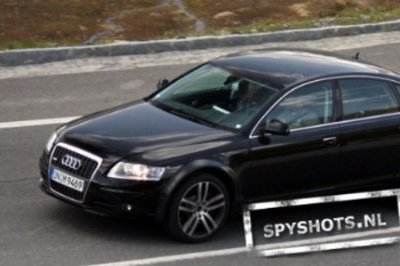 Audi S7 spied testing - image 312820