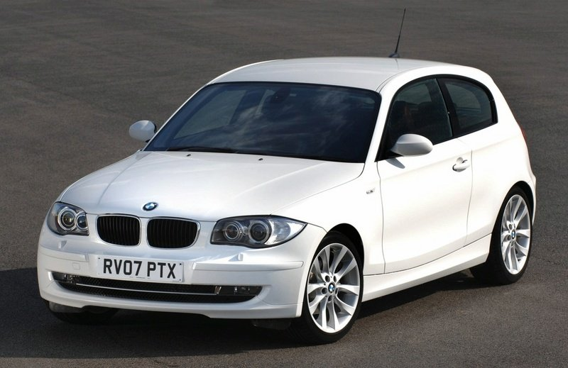 BMW 116d tuned by Hartge