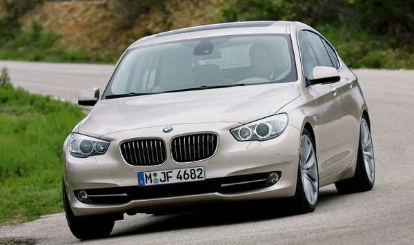 the bmw 5 series gt could replace the wagon already unavailable in the u.s. picture