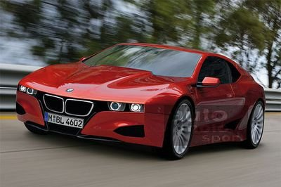 BMW M1 Concept to be revealed in Frankfurt