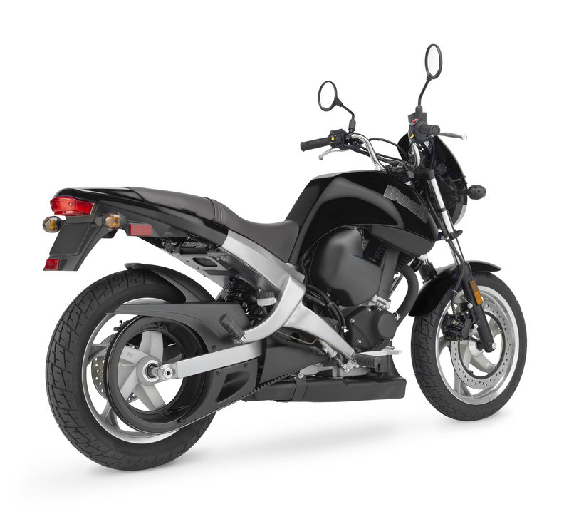 2009 Buell Blast Review
