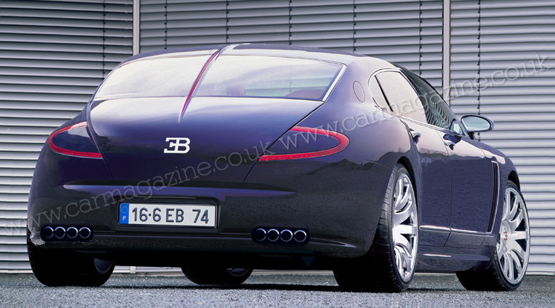 Bugatti Bordeaux rendered