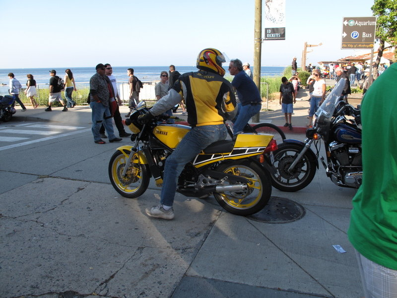 Cannery row meet in Monterey