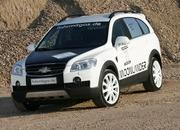Chevrolet Captiva MOONLANDER celebrates 40 years of space exploration