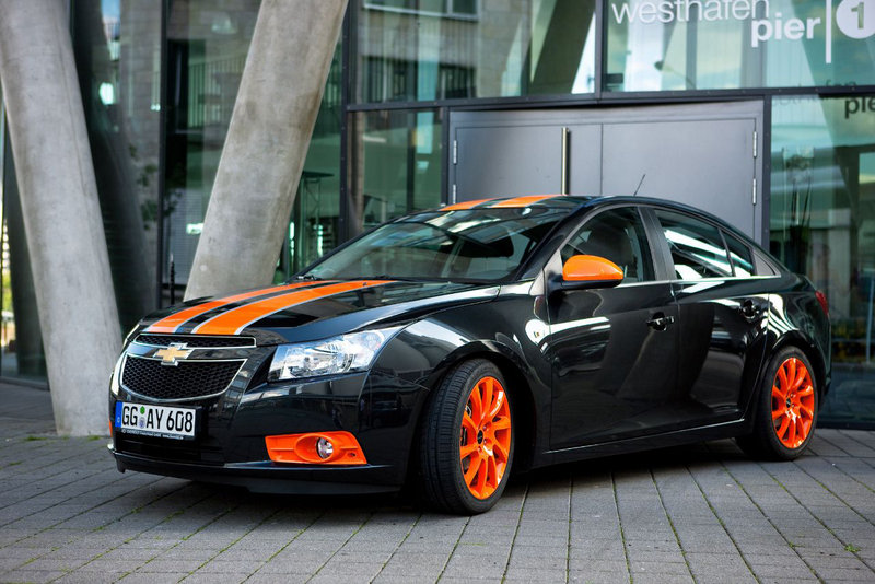 2009 Chevrolet Cruze Bumblebee by Irmscher