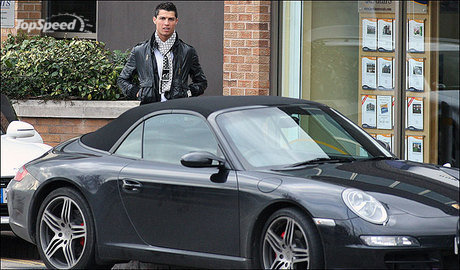 sensation cristiano ronaldo is selling off his car collection picture. Black Bedroom Furniture Sets. Home Design Ideas