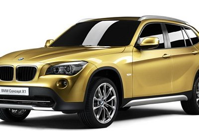 X1 crossover is a hit, even before BMW puts the compact 1-Series into production
