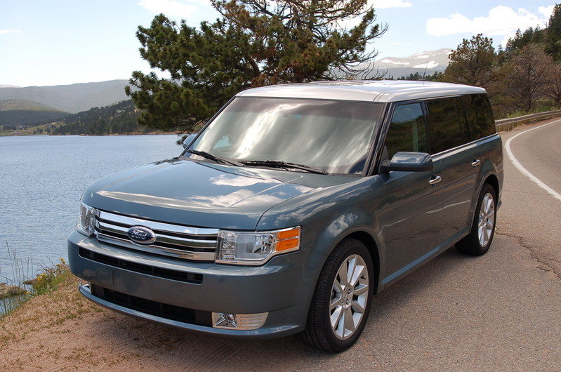 2010 Ford Flex EcoBOOST in Boulder