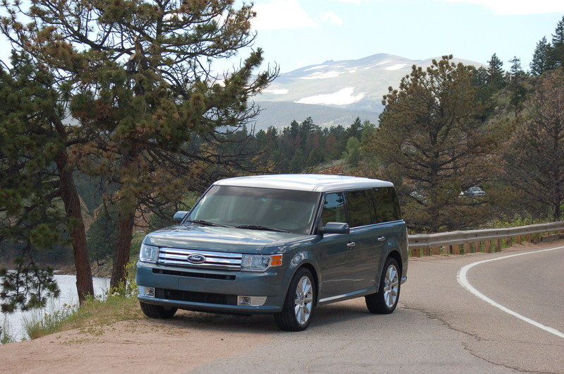 Ford Flex Ecoboost Top Speed