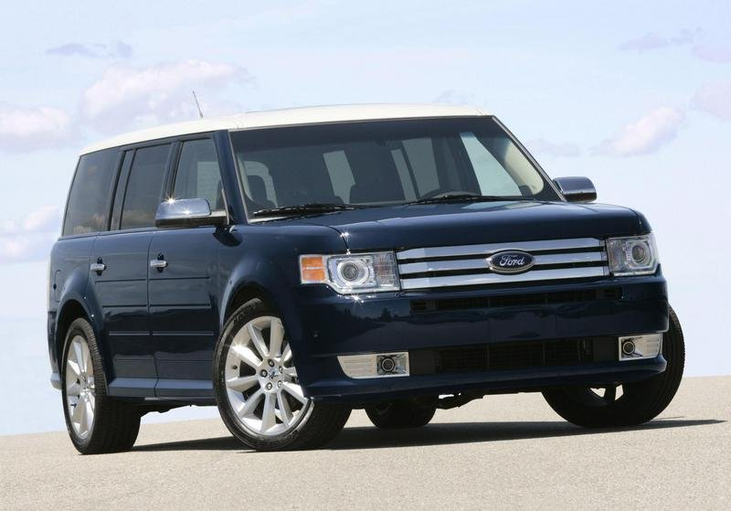 2009 Ford Flex with EcoBoost