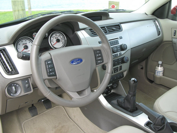 2009 Ford Focus Car Review Top Speed