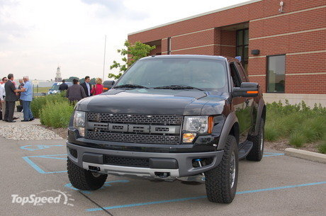 400 hp ford raptor update with gallery. Top Speed was recently invited to