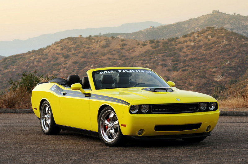 Gallery: Mr. Norm 426 Hemi Challenger And Cuda Convertible