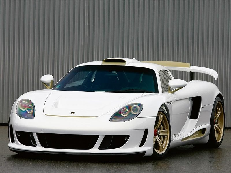 Gemballa Mirage GT Gold Edition