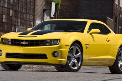 GM set to release Bumblebee-inspired Camaro - image 312232
