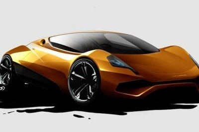 Hybrid super car is on the books for McLaren