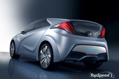 Hyundai set to release a gasoline/electric hybrid plug-in hybrid vehicle by 2012