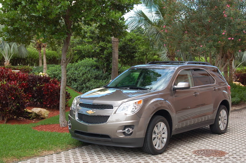 Initial thoughts: 2010 Chevrolet Equinox