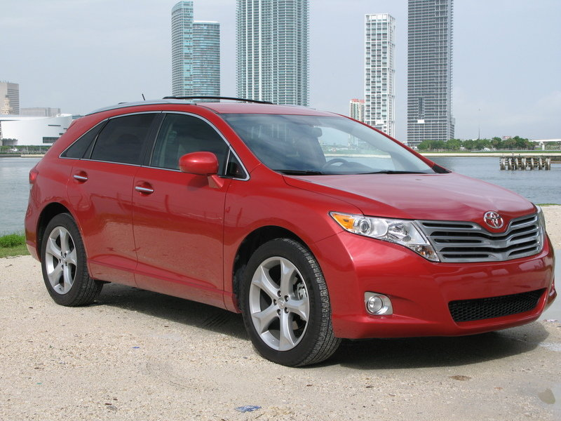 Initial thoughts: Toyota Venza