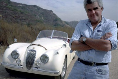 Jay Leno to introduce the 2010 Jaguar XJ