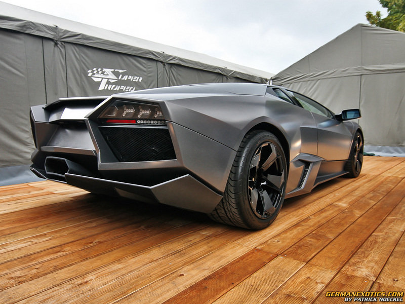 Lamborghini Reventon spotted in Germany