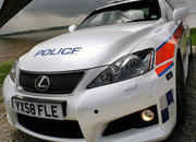 2009 Lexus IS-F police car - image 312618