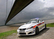 2009 Lexus IS-F police car - image 312619