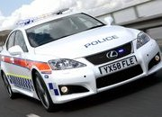 2009 Lexus IS-F police car - image 312622