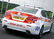 2009 Lexus IS-F police car - image 312623