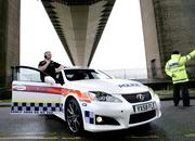 2009 Lexus IS-F police car - image 312617