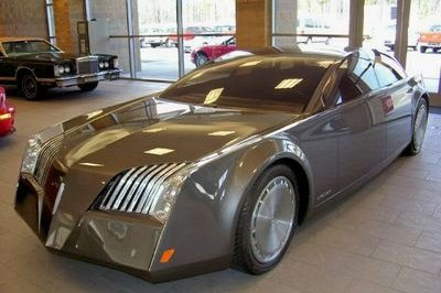 Lincoln Sentinel Concept Car for sale on eBay
