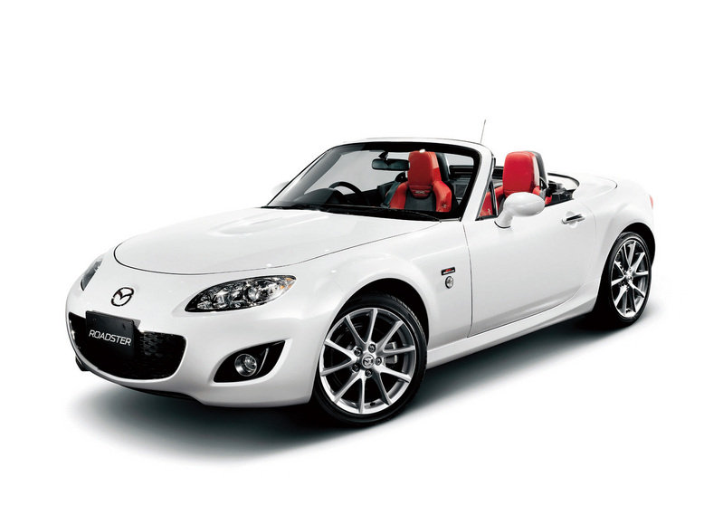 2009 Mazda MX-5 Roadster 20th Anniversary Edition