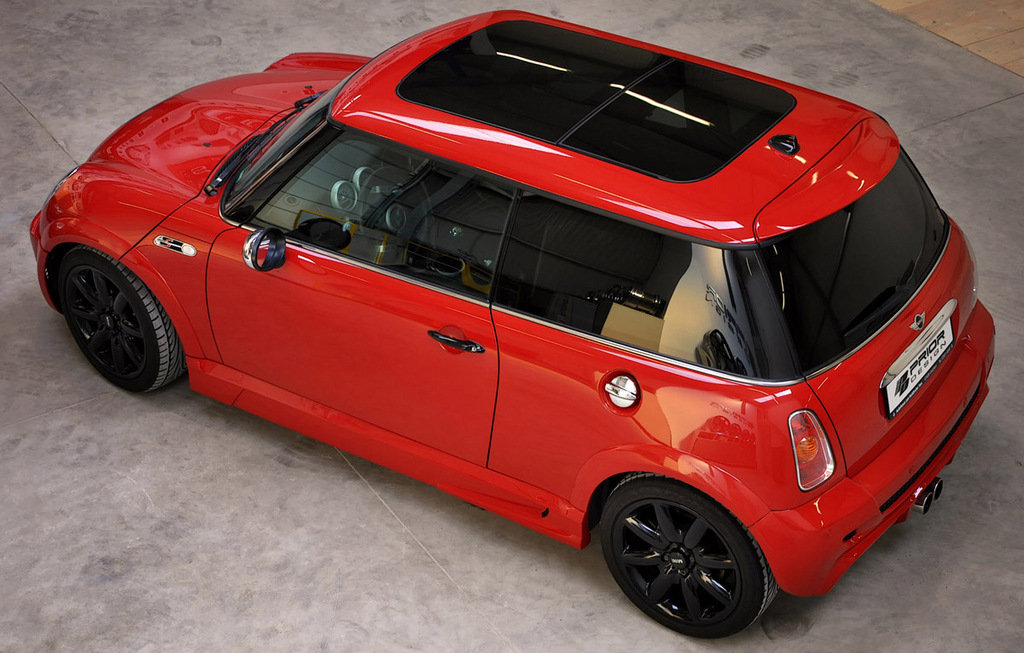 mini cooper s by prior design picture 313404 car news top speed. Black Bedroom Furniture Sets. Home Design Ideas