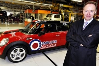 MINI rolls out 1.5 millionth car