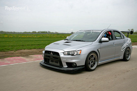 mitsubishi evo x by ams performance. It has been a while since we have heard