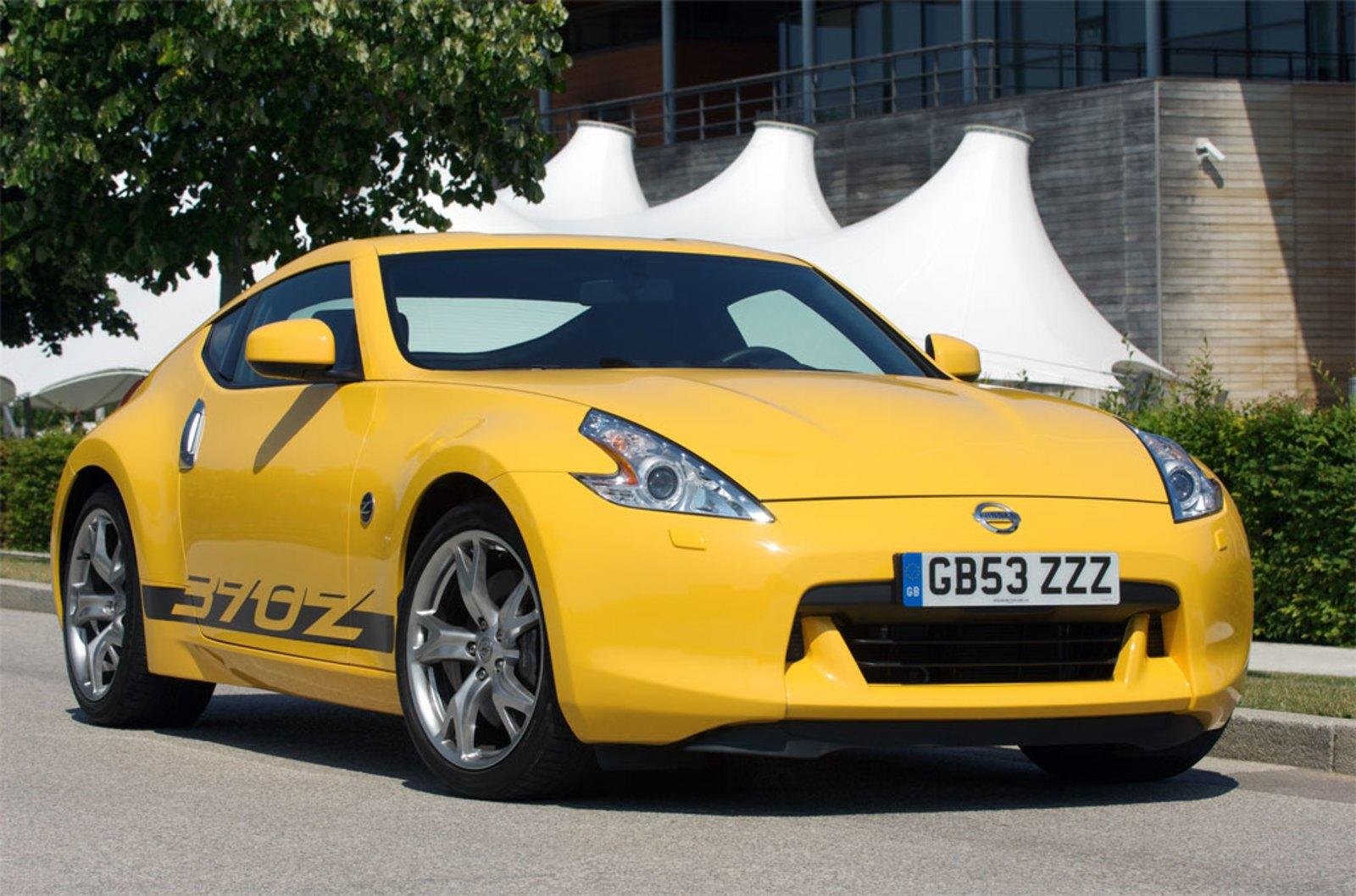 2009 nissan 370z yellow review top speed. Black Bedroom Furniture Sets. Home Design Ideas
