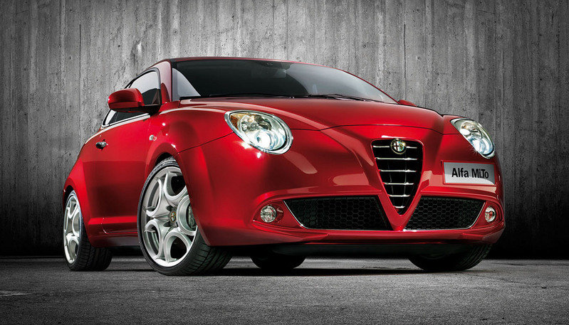 No Alfa Romeo MiTo for the U.S. market