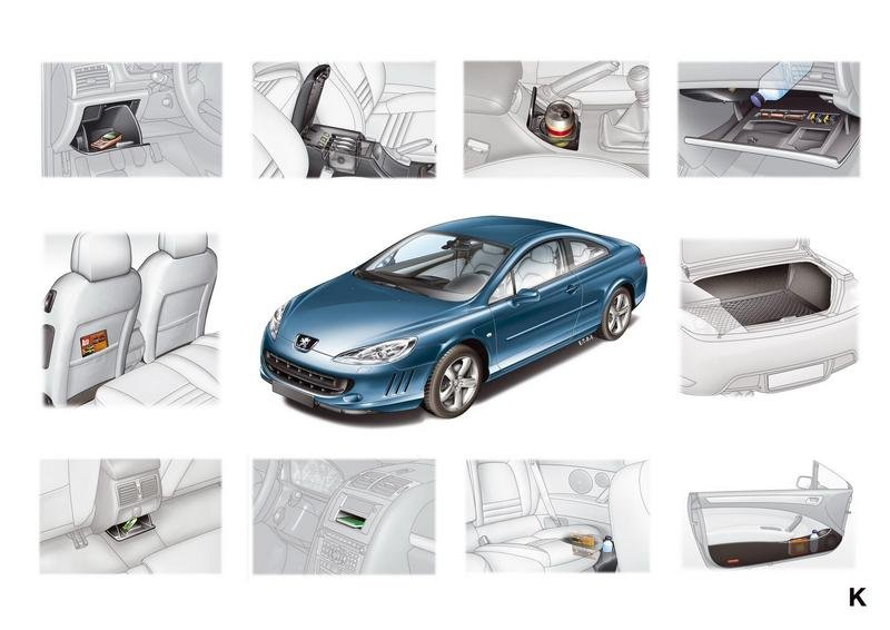 2009 Peugeot 407 Coupe