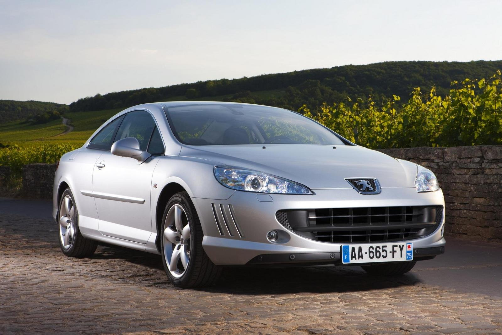 2009 peugeot 407 coupe review - top speed
