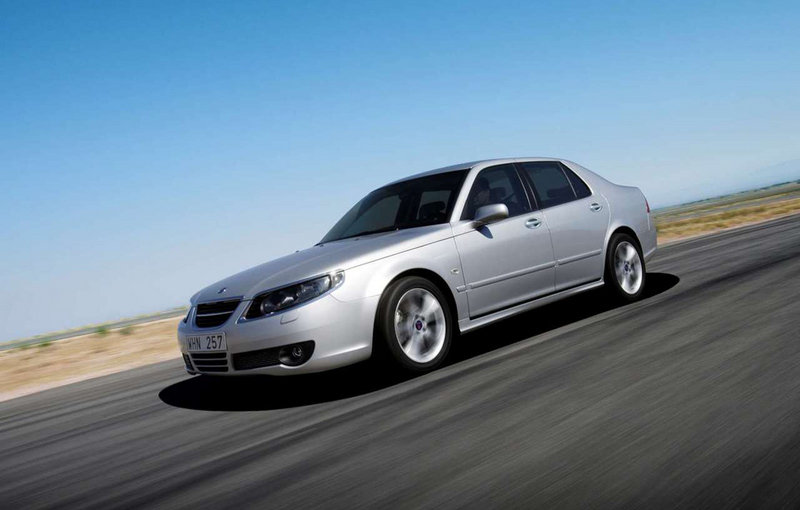 Saab stops 9-5 production