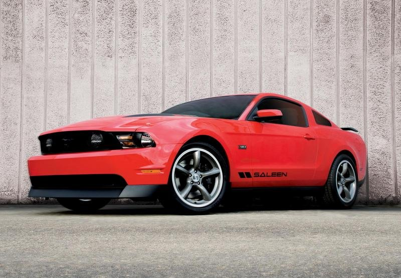 Saleen 435S based on the Ford Mustang - image 312526