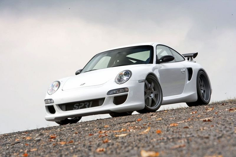 Porsche 911 Turbo based Sportec SPR1 T80 - full details