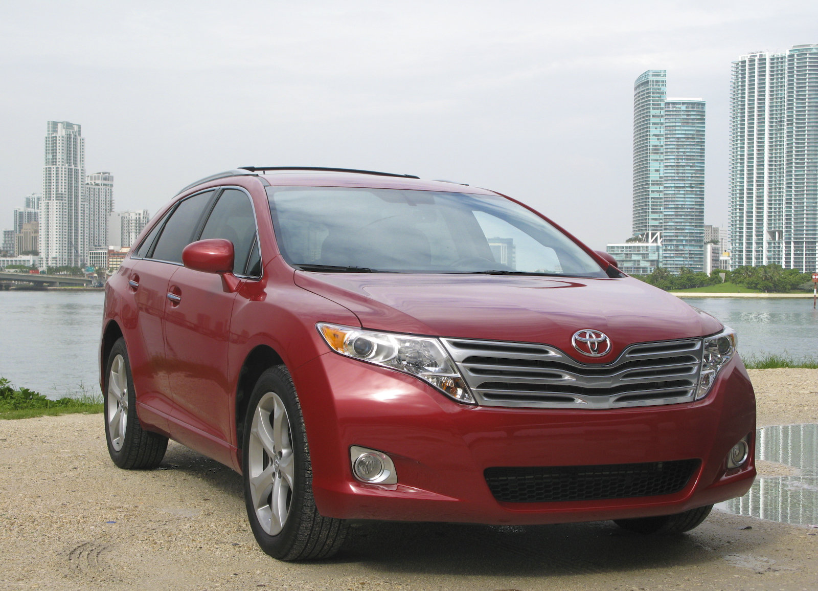 2009 toyota venza picture 309775 car review top speed. Black Bedroom Furniture Sets. Home Design Ideas