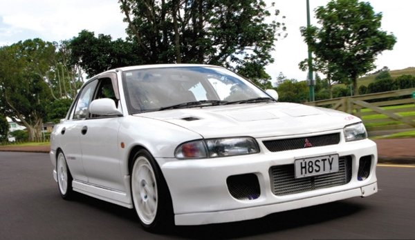 Classic Tuning 400 Hp Mitsubishi Evo Ii Rs News Top Speed